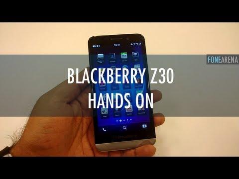 BLACKBERRY Z30 USER MANUAL Pdf Download