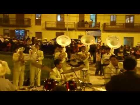 Catalina del Mar - La Nueva Banda - Fiesta San Miguel 2012.mp4