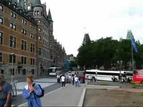 Canada: Exploring Old Quebec City(7)