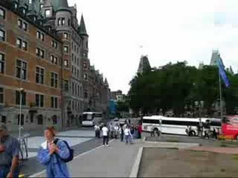 Canada: Exploring Old Quebec City(7)