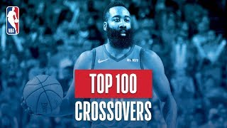 NBA's Top 100 Crossovers | 2018-19 NBA Season | #NBAHandlesWeek