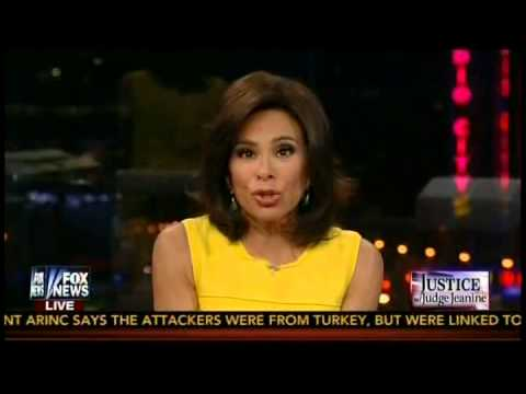 Fox News Channel Jeanine Pirro Talking Points May 11, 2013 w/Col. David Hunt