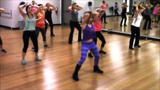 Dance Fitness Bang dem Sticks