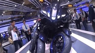The Yamaha 2017 Motorcycles  - Show Room JAPAN