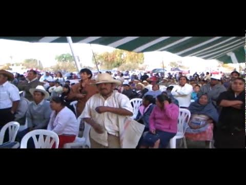 IXMIQUILPAN MARCHA POR LA INJUSTICIA EN DIOS PADRE  VIDEO 1