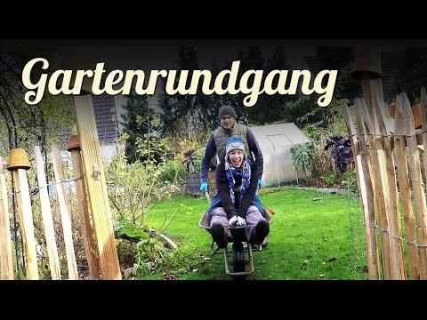 Gartenrundgang November | GARDEN TOUR | Selbstversorger Garten