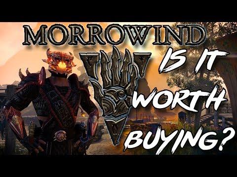 IS ESO: MORROWIND WORTH BUYING? (Elder Scrolls Online: Morrowind Review)