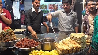 Chicken Baida Roti - Best Fast Food in Mumbai Mohammed Ali Road