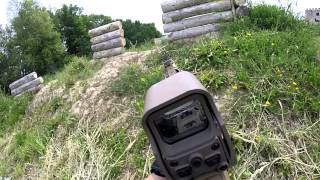 GoPro Paintball | MILSIG Paradigm PRO|SOMETHING'S IN THE FOREST | Scenario/Woodsball/RecBall