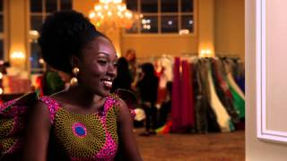 Ghana - Abena Appiah [OFFICIAL MISS UNIVERSE INTERVIEW]