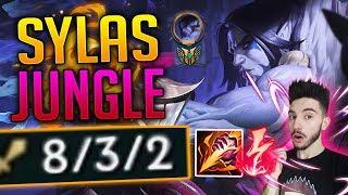 SYLAS JE *NAJJACI JUNGLER* U IGRICI! SYLAS GAMEPLAY 😱 League of Legends
