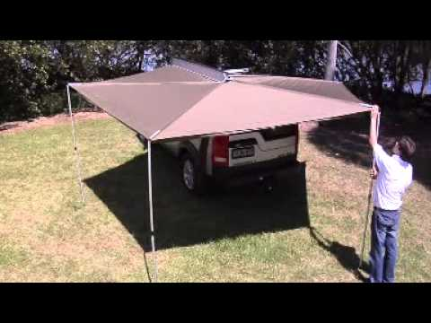 Rhino Rack Foxwing Awning Features Amp Benefits Youtube