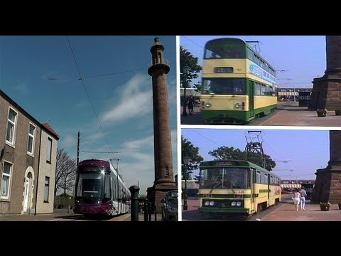 Pharos Street (Fleetwood) 1991 / 2013 Tram Contrasts