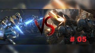 StarCraft: Terran and Protoss War - Part I (Terran) Mission 05
