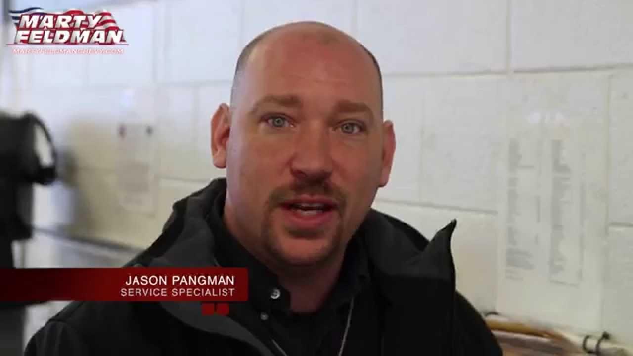 Jason Pangman Service Specialist