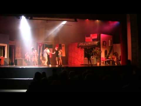 "South Broward High School drama production In the Heights 2014 ""96,000"""
