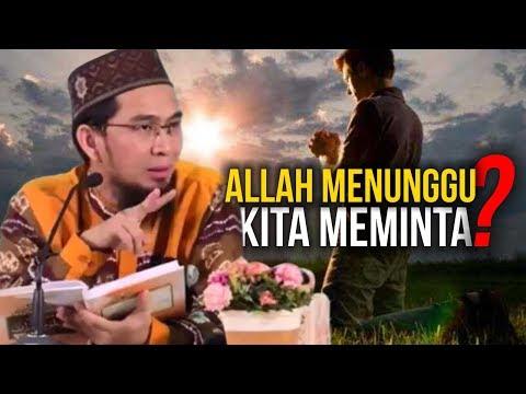 Sebenarnya ALLAH Menunggu Do'a-Do'a Kita - Ustadz Adi Hidayat LC MA