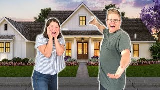 Our NEW House! Fully Finished House Tour 🏡Official Dashley Family Finished House Tour 🏡
