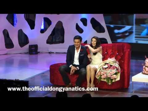 """Dingdong Dantes & Marian Rivera """"The Royal Engagement"""" (PART 2)"""