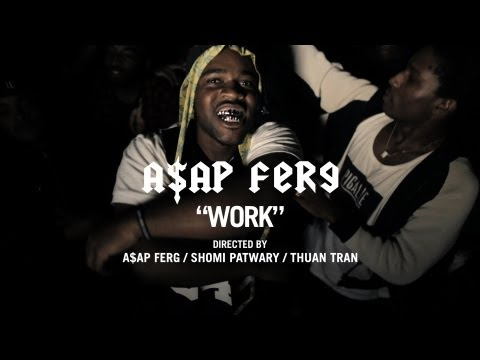 "A$AP Ferg - ""Work"" (Official Music Video)"