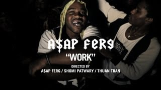 ASAP Ferg - Work