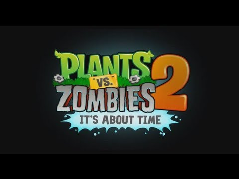Francis in: Plants vs. Zombies 2 Teaser Trailer