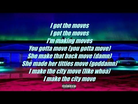 download lagu Big Sean - Moves LYRICS gratis