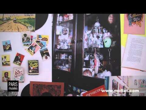 R. Crumb - exposition, Musée d'art moderne de la Ville de Paris, 12 avril-14 août 2012
