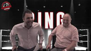 RING TALK - EPISODE 37 - GOODWIN BOXING - 10th October 2018