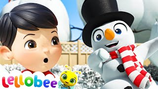 Magic Snowman - Christmas Songs for Kids | Nursery Rhymes | ABCs and 123s | Little Baby Bum
