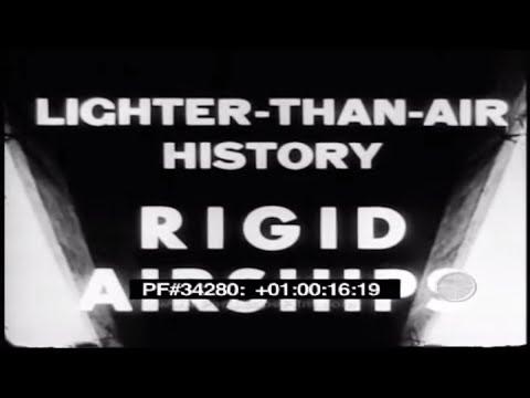 HISTORY OF HEAVY DIRIGIBLES & AIRSHIPS   HINDENBURG DISASTER  34280