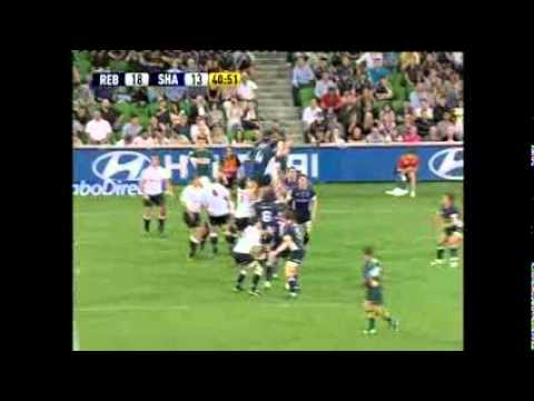 Super Rugby Rd.4 Highlights - Super Rugby Highlights From Rd 4
