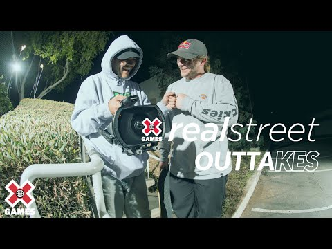 Real Street 2020: Outtakes Reel | World of X Games