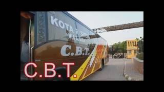 CBT LUXURY BUS WITH TOILET, WIFI,MOVIES