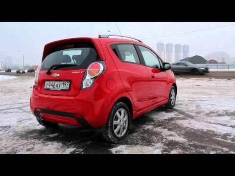 Тест-драйв Chevrolet Spark ZENkevich
