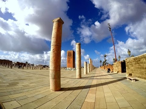 Welcome To Rabat, Morocco - GoPro HERO 4 Travel Video HD