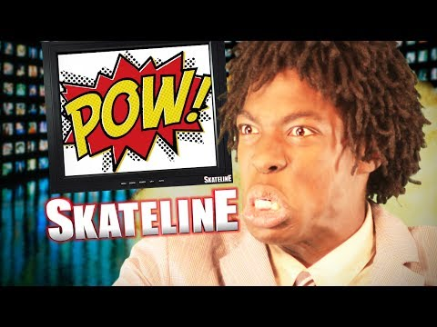 SKATELINE - King Of The Road, Sebo Walker, Jaws, Taco Sluts and more...