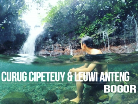 TRAVELGRAPHY : CURUG CIPETEUY BOGOR & LEUWI ANTENG