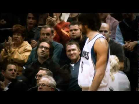 Ricky Rubio Top 10 Plays of 2012