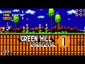 Sonic Mania (PC)- Green HILLS [video]