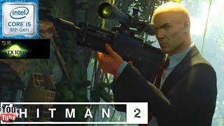 Hitman 2 PC Game ♦(i5 8600k @5,1GHz/GTX 1060 6G)♦