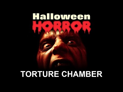 Torture Chamber - Halloween Horror - Scary Sounds And Music - Halloween Sound Effects video