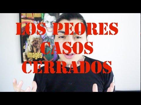 LOS PEORES CASOS DE CASO CERRADO PARTE 1 - NICOLAS ARRIETA