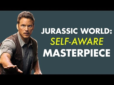 JURASSIC WORLD: A Self-Aware Masterpiece