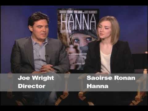 'Hanna' Interview With Saoirse Ronan & Director Joe Wright