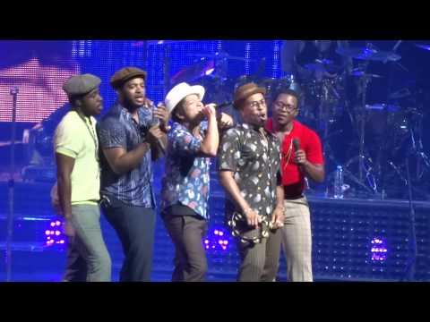 Bruno Mars - Just the way you are - Arena Ciudad de México - (...