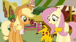 My Little Pikachu Pony - Parodia animada Spanish Fandub