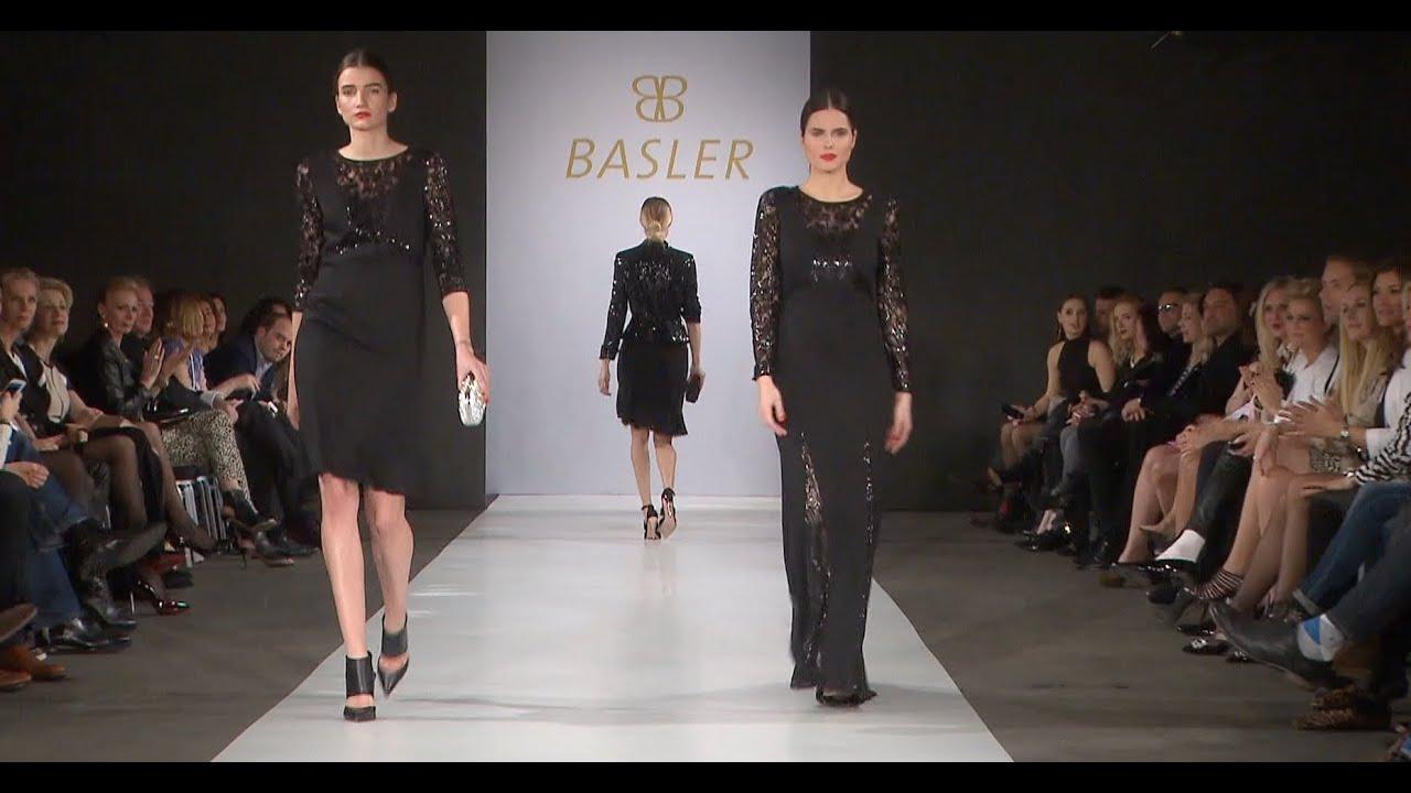 Full Basler Fashion Show A W 2014 Youtube