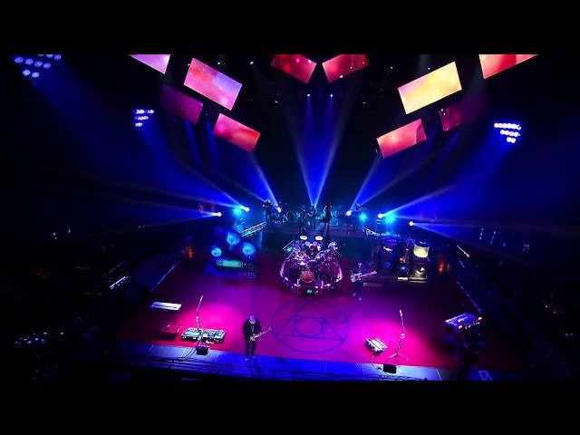 Rush - Clockwork Angels Tour - The Garden