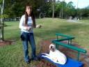 Deaf Dog Training w/ Dogtra Pager American Bulldog